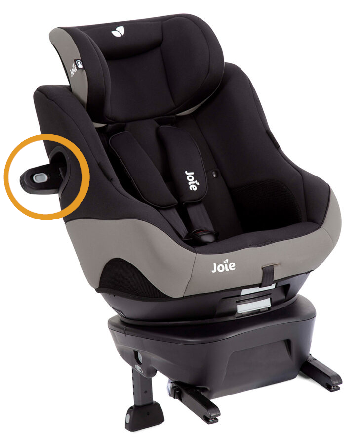 Joie Spin Safe Black Pepper