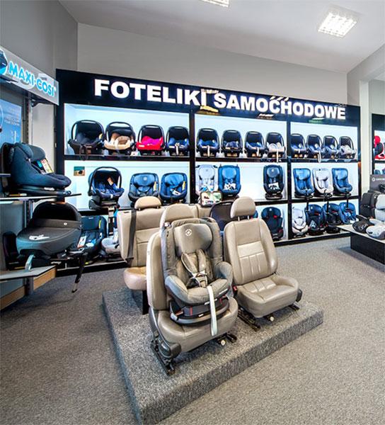 foteliki samochodowe sklep